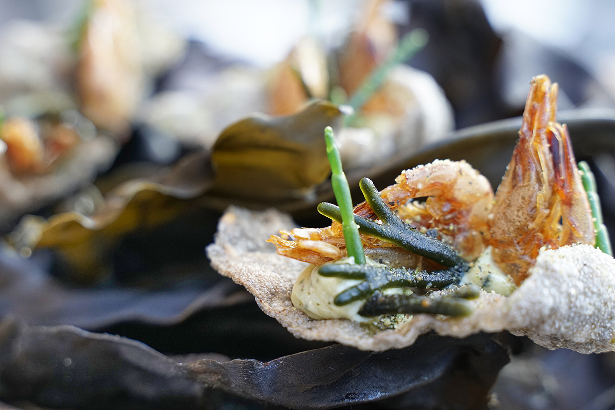 Food photografie Michelin Restaurant De Burgemeester